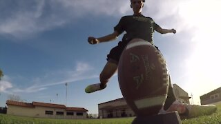 23ABC Sports: Five-sport athlete excelling in senior season at Garces Memorial