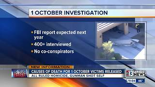 FBI says it will issue report on mass shooting in 2018 - Video