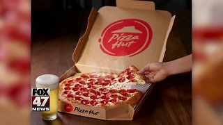 Pizza Hut to offer beer delivery