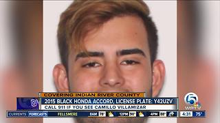 20-year-old suspect sought in Indian River County shooting - Video