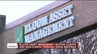 Bloom Asset Management staying open to answer your financial questions