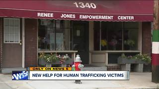 New help available for human trafficking victims