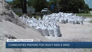 Palm Beach County, Treasure Coast prepare for potential impacts from Tropical Storm Isaias