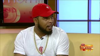 Jeremy Jeffress Returns to The Morning Blend! - Video