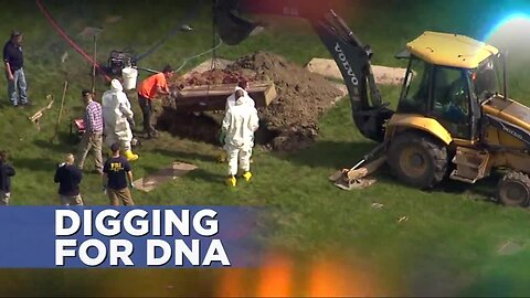 DNA dig at unidentified gravesights to help solve cold cases, bring closure