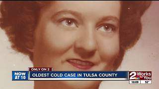 Tulsa County Sheriff's Office working new leads in 44-year-old cold case - Video