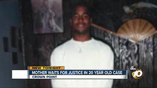 Mother waits for justice in 20-year cold case - Video
