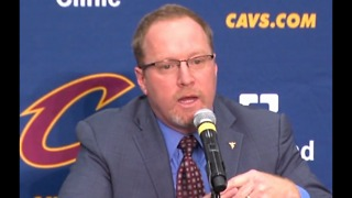 David Griffin out as Cavs General Manager
