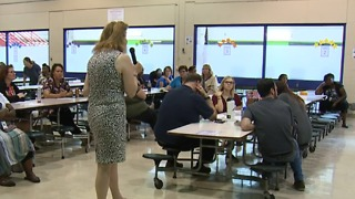 Cleveland school district trains teachers on how to deal with the trauma students face