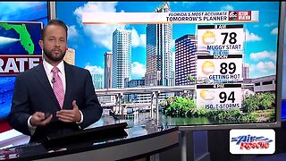 Florida's Most Accurate Forecast with Jason on Sunday, July 14, 2019