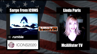 SARGE From ICONS (Part 2) REPTILIANS! ACTORS! Enjoy The SHOW! Who's PLAYING Who?