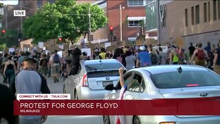 Protests for George Floyd continue