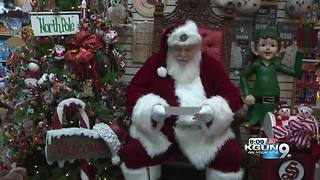 Tucson mom creating Santa experience for kids with special needs - Video