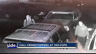 Boise neighborhood searching for burglars - Video