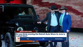 Detroit Auto Show moving to June in 2020; Will bring events throughout city