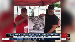 Driver passes away after crashing at Famoso Raceway - Video