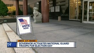 Gov. Scott Walker readies National Guard cybersecurity team for Election Day