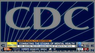 Men's Health Matters: Mental Health