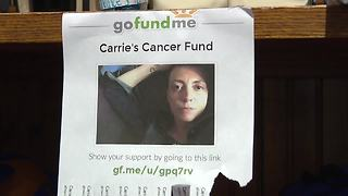 Local restaurant helps one fight cancer - Video