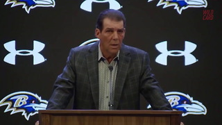 Baltimore Ravens GM Stepping Down After Next Season - Video