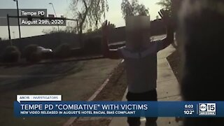 VIDEO: Tempe police tried to minimize hotel worker's racial bias complaint