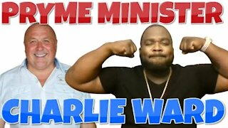 COFFEE WITH PRYME MINISTER & CHARLIE WARD