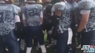 Tucson All Stars football team wins in Florida - Video