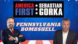 Pennsylvania bombshell. Paul Kengor with Sebastian Gorka on AMERICA First