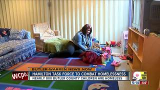 Hamilton task force combats holiday homelessness - Video