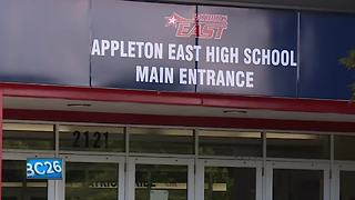 Appleton East school resource officer honored for potentially preventing tragedy