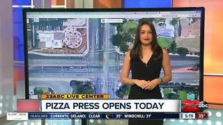 Free Pizza TODAY at Pizza Press - Video