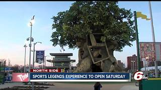Sports Legends Experience at The Children's Museum opens Saturday - Video