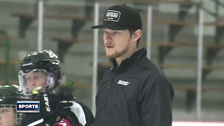 McCormick hosts 4th annual hockey school - Video