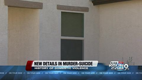 Police identify man and woman who died in apparent murder-suicide