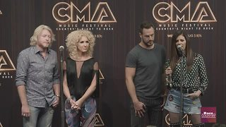 Little Big Town talk about healing with music | Rare Country - Video