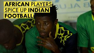 India's unwritten rule on international footballers - Video