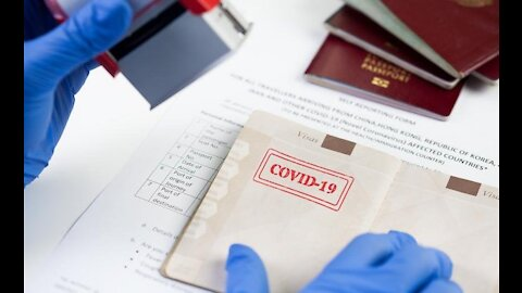 Vaccine Passports: The Horrific Idea of 'Show Your Papers'