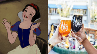 Disneyland Opening First Brewery Ever