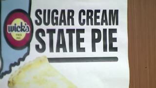 The history of Indiana's own Sugar Cream pie - Video