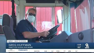 Keeping school buses safe during the pandemic