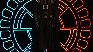 Star Wars exhibition comes to London - Video