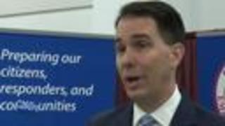 Gov. Scott Walker lays out timeline for school safety bills - Video