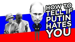 How long would Putin make you wait around? - Video