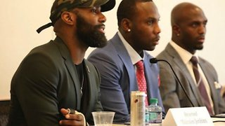 Philadelphia Eagles Player Malcolm Jenkins Advocates for Clean Slate Act Nationwide