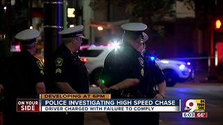 New details emerge in high-speed police chase