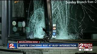 Safety concerns at Midtown intersection - Video