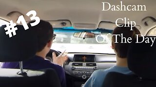 Dashcam Clip Of The Day #13 - World Dashcam - Car Crash Caught On Go-Pro