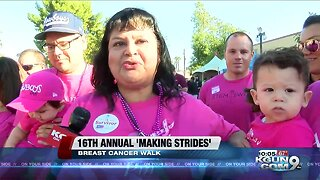 11 year breast cancer survivor speaks out about her battle