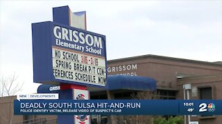 Police identify victim after deadly hit-and-run in south Tulsa