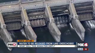 Water to be released from Lake Okeechobee - Video
